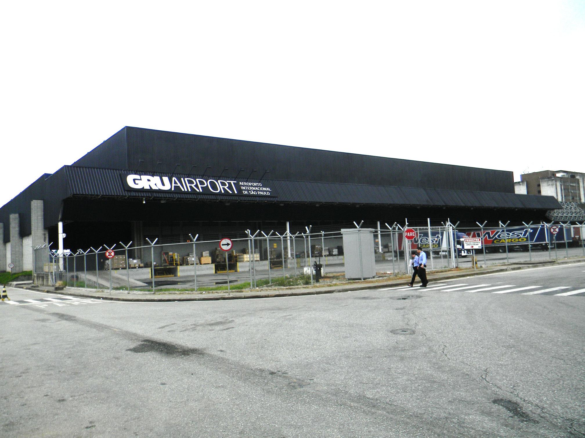 GRU – Aeroporto Internacional de Guarulhos SP