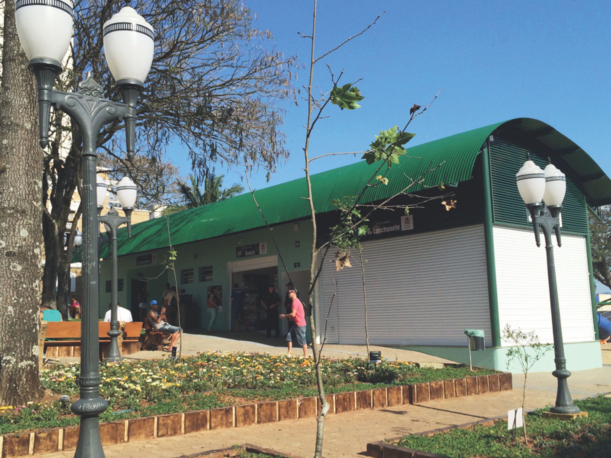 Praça Itatiba SP