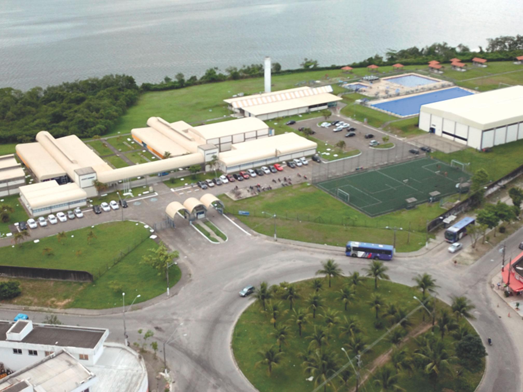 SEST SENAT de São Vicente SP